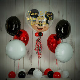 'We're Going To Disneyland' Reveal Mickey Mouse Balloon Package