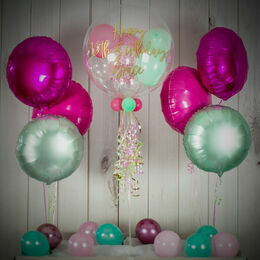 Candyfloss Balloon Package