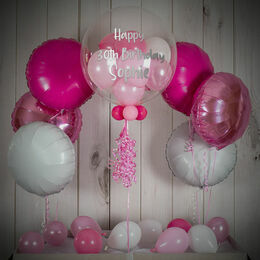 Light Pink Balloon Package