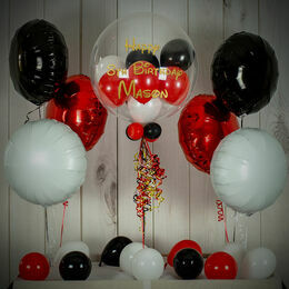 Mickey Mouse Balloon Filled Package