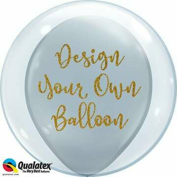 Design Your Own Personalised Bubble Balloon