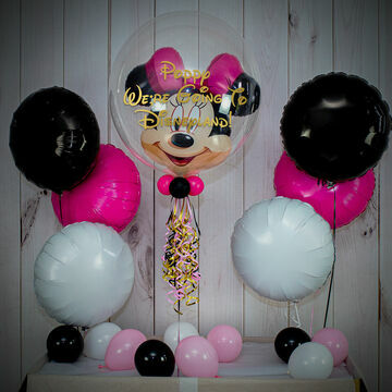Minnie Mouse Balloon Package