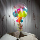 \'Thinking Of You\' Personalised Multi Fill Bubble Balloon additional 18