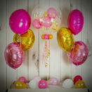 Pink & Gold Balloon Package additional 2