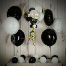 White & Black Balloon Package additional 1