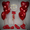 Rose Petal Confetti Balloon Package additional 1