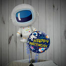Giant Space Man / Astronaut Balloon Package additional 1