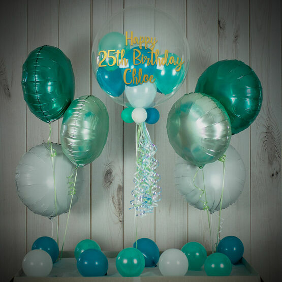 Mint Dream Balloon Package